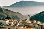 Den hvide bjerglandsby Capileira