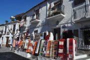 Traditionel kunsthåndværk i Capileira