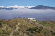 Udsigt til Mulhacén (3.479 m), der er det højeste bjerg på Den Iberiske Halvø