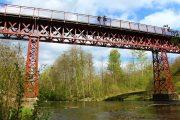 Vandring over Den Genfundne Bro.