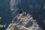 Granitklippen Rosstrappe