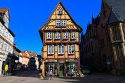 Quedlinburg, Harzen