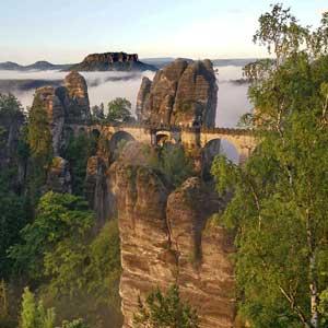 Vandreferie i Tyskland