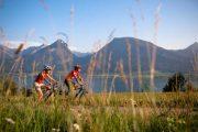Cykling i Salzburgerland © OÖ