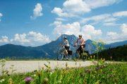 Cykling i Salzburgerland © Österreich Werbung Himsl