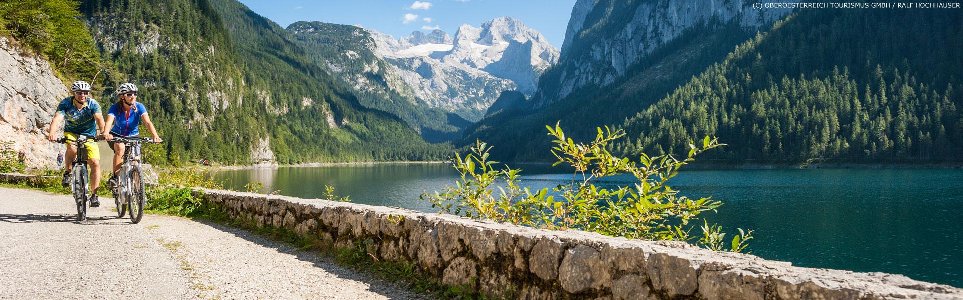 Cykelferie i Østrig