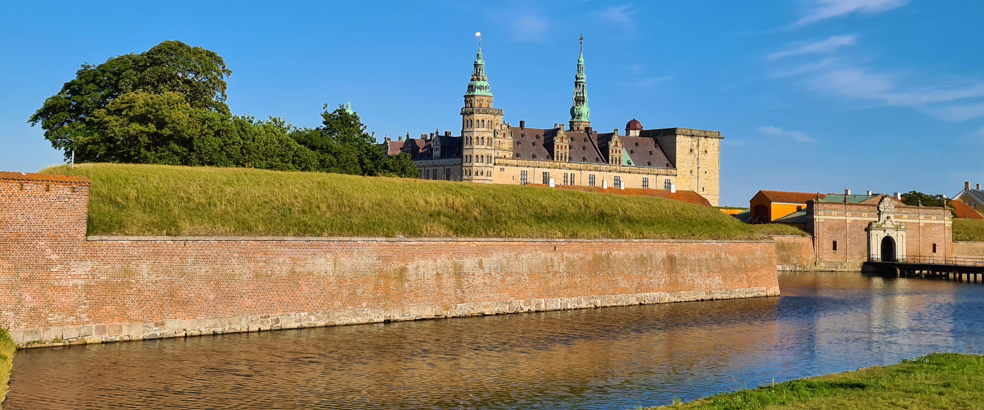 Nordsjælland: Slotte og søer