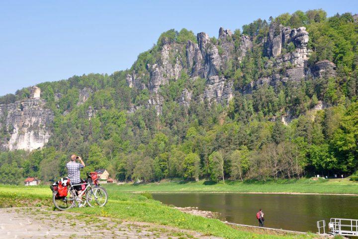 Cykelferie langs Elben fra Bad Schandau til Dessau