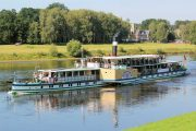 Færge på Elben