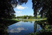 Det verdensberømte parkområde Gartenreich Dessau-Wörlitz