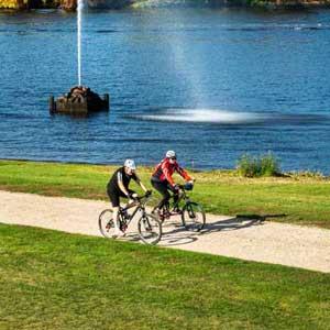 Cykelferie i Tyskland