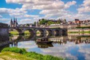 Den smukke startby Blois