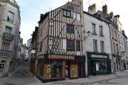 Middelaldergade i Blois