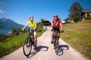 Cykelferie i Salzkammergut © OÖ / Tourismus Erber