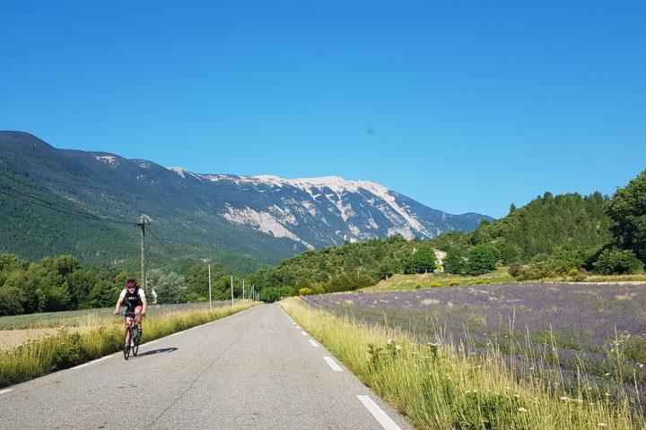 Cykelferie fra Mont Ventoux til Middelhavet