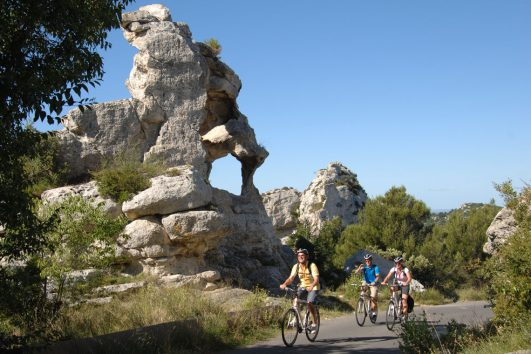 Cykelferie i Provence