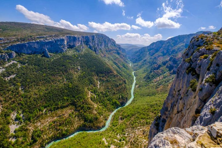 Gorge du Verdon vandreferie
