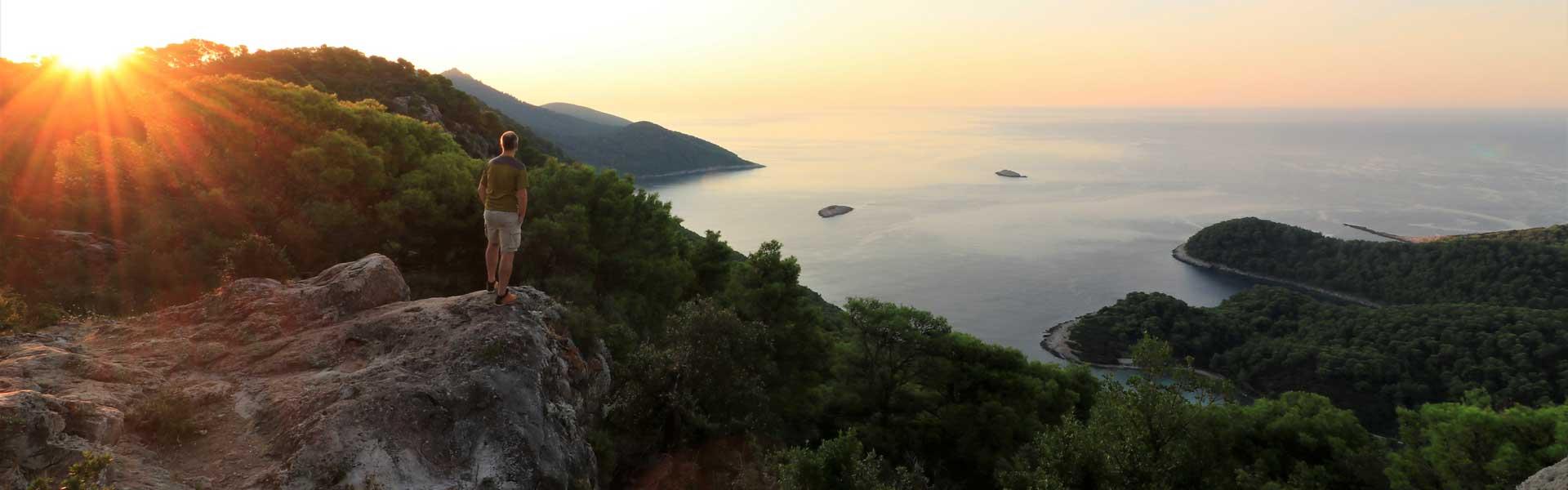 Vandreferie i Kroatien