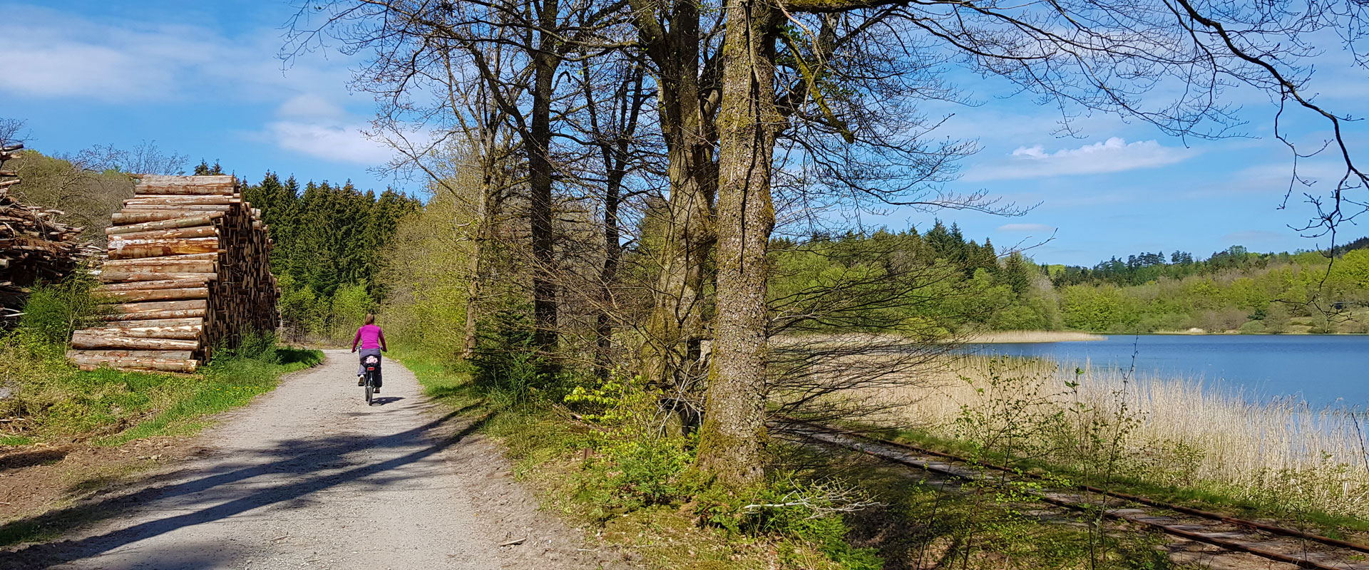 Cykelferie i Østjylland