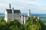 Eventyrslottet Neuschwanstein i Füssen