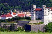 1300-talsslottet Willibaldsburg i Eichstätt