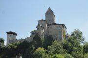 Middelalderslottet Burg Kipfenberg
