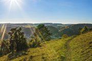 Altmühltal Panoramasti ved Riedenburg
