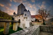 Ridderborgen Burg Prunn fra 1100-tallet